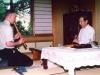 With Goro Yamaguchi